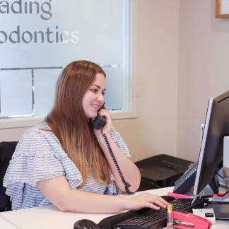 Contact Reading Orthodontics